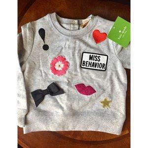 Kate Spade sweater.